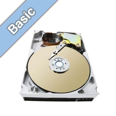 Datenrettung von defekter Festplatte