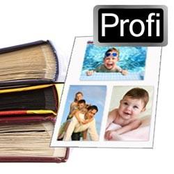 Fotoalbum digitalisieren als ganze Seite in Profi-Qualität
