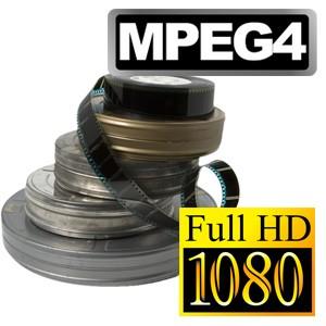 16mm digitalisieren im MPEG4-Format