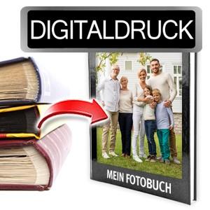 Fotoalbum duplizieren als Digitaldruck-Fotobuch