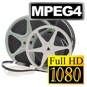 Super 8 digitalisieren im MPEG4-Format