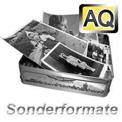 Fotos in Sonderformaten scannen in Archiv-Qualität