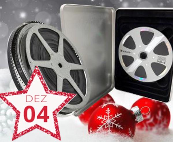 Schmalfilme auf DVD digitalisieren - Produktbild Aktion