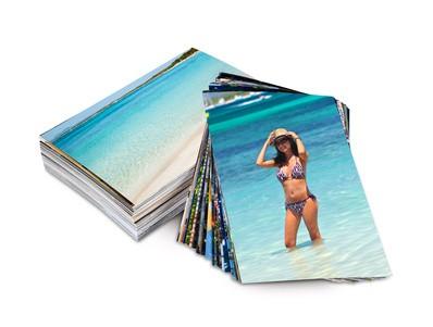 50 Bilder digital auf DVD und Fotodruck