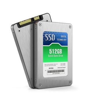 Analyse Festplatte SSD (solid state drive)