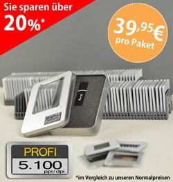 100 Dias mit 5.100dpi/ppi Qualität auf USB-Stick