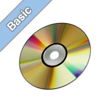 Erstanalyse von einer defekten CD/DVD