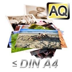 Fotos scannen bis DIN A4 in Archiv-Qualität